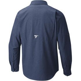 Columbia Irico - Camiseta de manga larga Hombre - azul